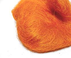 Sisalgras appr. 250 gr. in bag terra