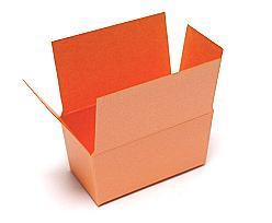 Box 2 choc, orange