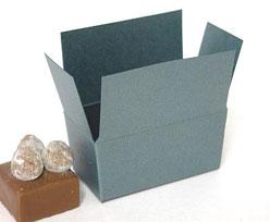 Box 2 choc, malachite