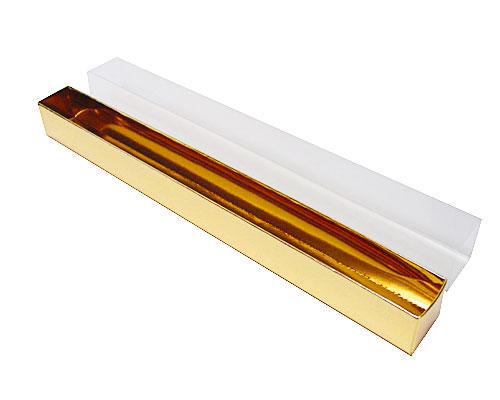 truffelbox 12 339x30x30mm shiny gold
