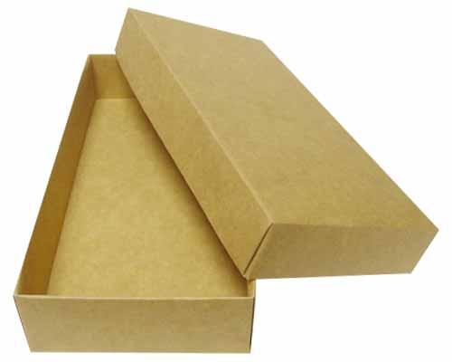 Sleeve-me box without sleeve 183x93x30mm interior kraft