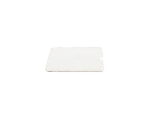 Cushion pad 65x65mm white