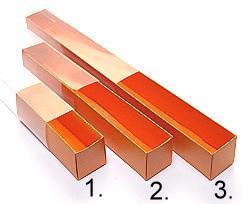 truffelbox 8 225x30x30mm orange