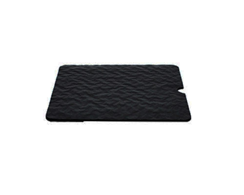Cushion pad 140x140mm black