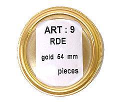 no. 9 round / price per 10.000 pcs