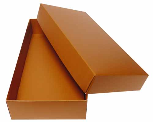 Sleeve-me box without sleeve 183x93x30mm interior hazelnut
