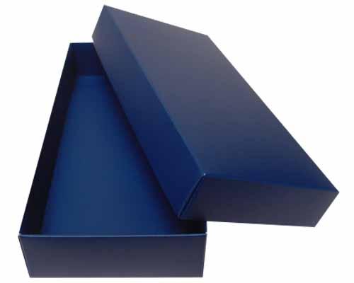 Sleeve-me box without sleeve 183x93x30mm interior blueberryblue