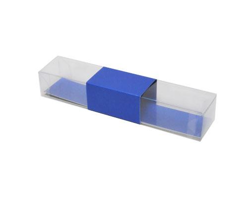 PVC L150xW30xH25mm ocean blue with sleeve