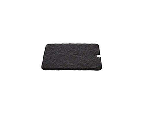 Cushion pad 65x65mm brown