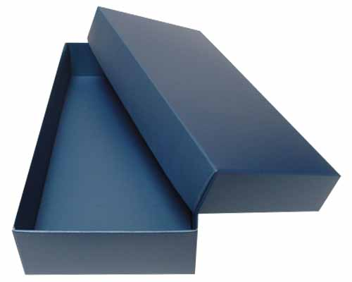 Sleeve-me box without sleeve 183x93x30mm interior sea blue