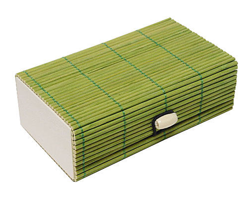 Bamboobox middle green