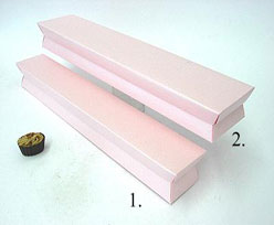 empire long small 320x32x25mm pink