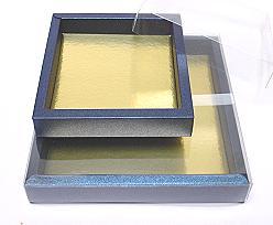 Windowbox 126x126x24mm interior nightblue