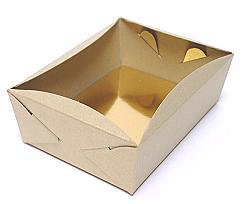 patisserie tray min. total quantity 600 pcs! /in m goldbeige