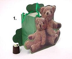 Bag  teddybear
