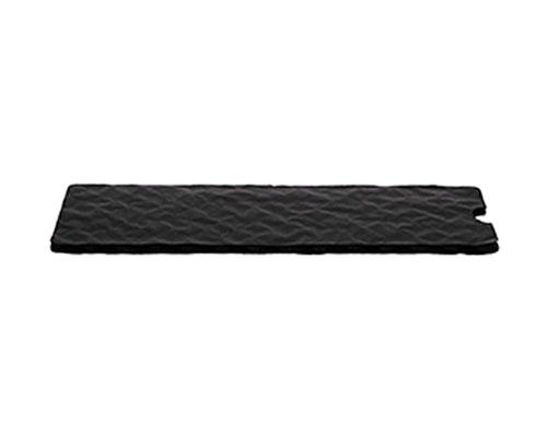 Cushion pad 180x62mm brown