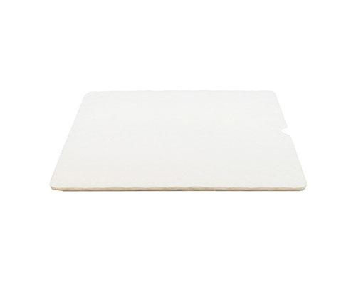 Cushion pad 205x205mm white