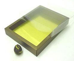 Windowbox 175x125x24mm interior bronztwist