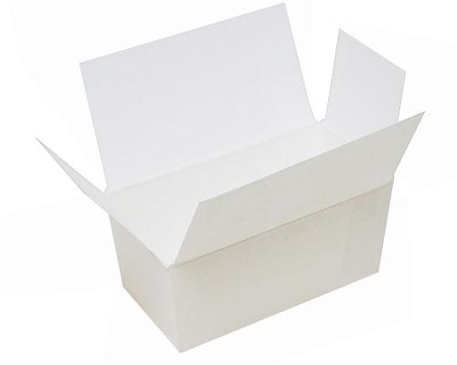 Box 2 choc, Whiteshine - white