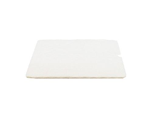 Cushion pad 165x165mm white