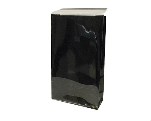 Pochette fenetre no. 6 black