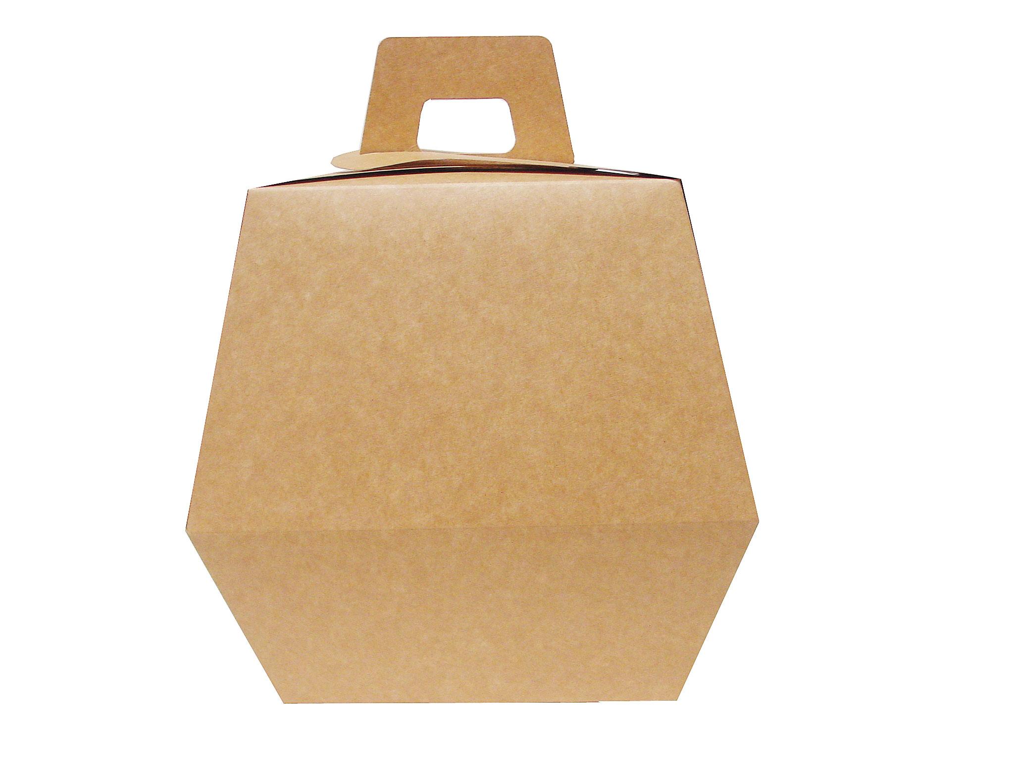 Easteregg box L no 4 kraft