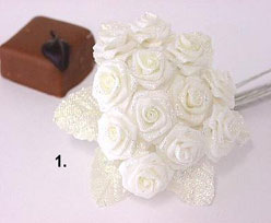 Diorroosje, licht rose
