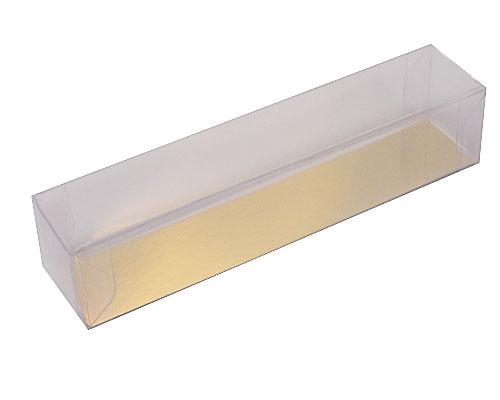 PVC L150xW30xH30mm transparant