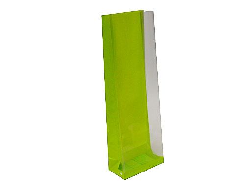 Bag Colorama L90xW45xH240mm citric green