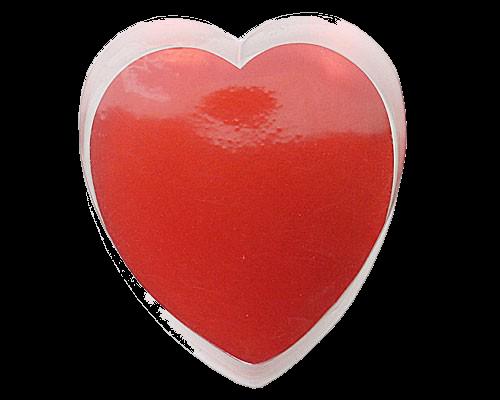 Bonbondoosjes PVC hart