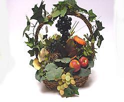 Basket autumn mix