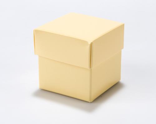 Cubebox 50x50x50mm Crème laque