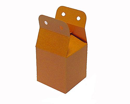 Cubebox handle mini 50x50x50mm orange