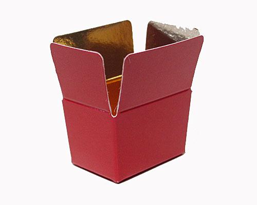 Box 1 choc, brique laque