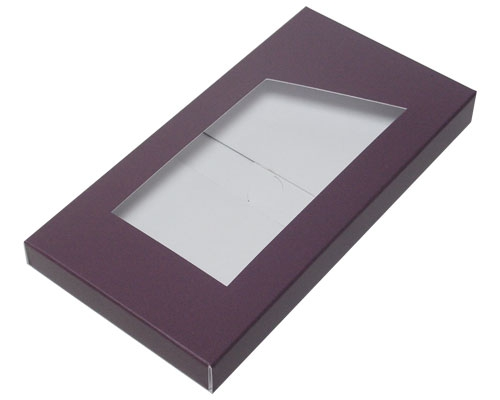 Box for chocolate bar fig