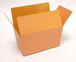 Ballotin, 125 gr. orange