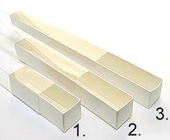 truffelbox 8 225x30x30mm ivorytwist