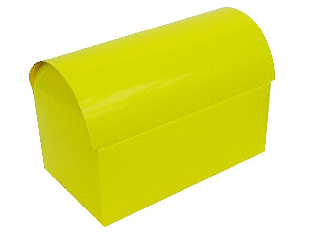 koffer 1000gr 195x115x135mm jaune laque