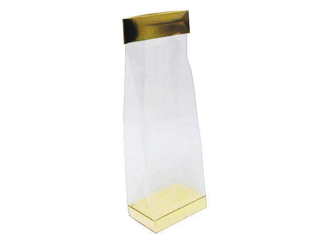 Arosabase 80x50x15mm shiny gold