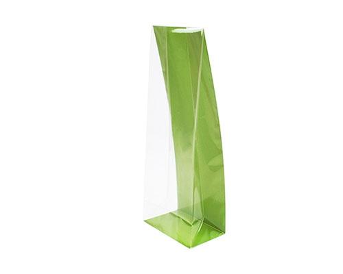 L-bag L117xW67/H305mm cardboard kiwi green