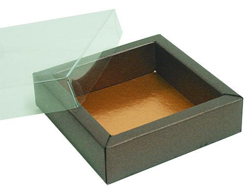 Windowbox 120x120x30mm interior bronztwist