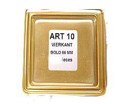 no. 10 square / price per 10.000 pcs