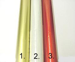 Aluminium Folie gold