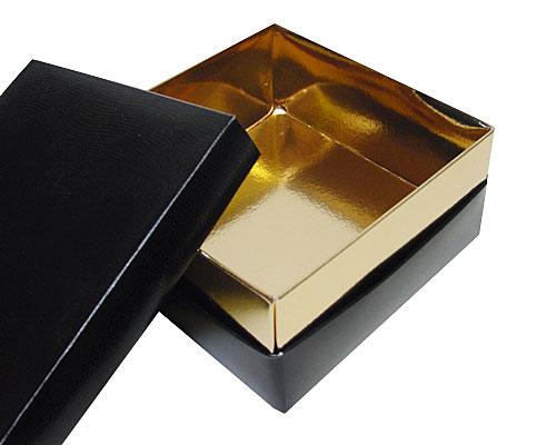 Balloboîte black carré L125xW125xH50mm toronto