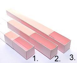 truffelbox 4 112x30x30mm pink