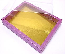 Windowbox 175x125x24mm interior plum