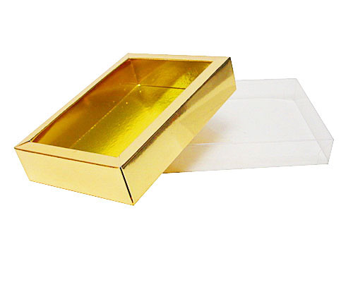 Windowbox 130x90x30mm interior goldshine