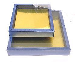 Windowbox 126x126x24mm interior bluetwist