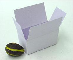Box 2 choc, softlila