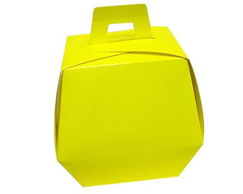Easteregg box L no 4 jaune laque